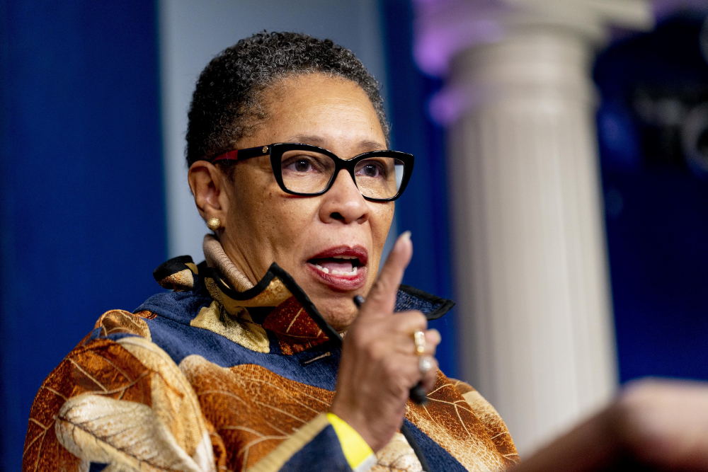 """""""This past year has reminded us just how important it is to have access to safe and stable housing,"""" HUD Secretary Marcia Fudge in a statement Tuesday. """"But too many Americans are struggling to keep or find an affordable home."""""""
