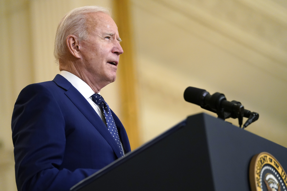 President Biden's coronavirus relief package included money to set up a national network to identify and track worrisome coronavirus mutations whose spread could trigger another pandemic wave.