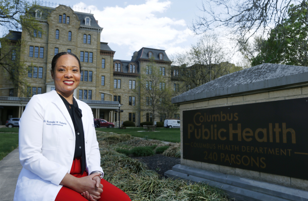Dr. Mysheika W. Roberts, the health commissioner for Columbus Public Health, is one of many who fear that once public health funds dry up as the pandemic recedes and budgets are slashed again, the nation could be where it was pre-COVID: unprepared for a crisis.