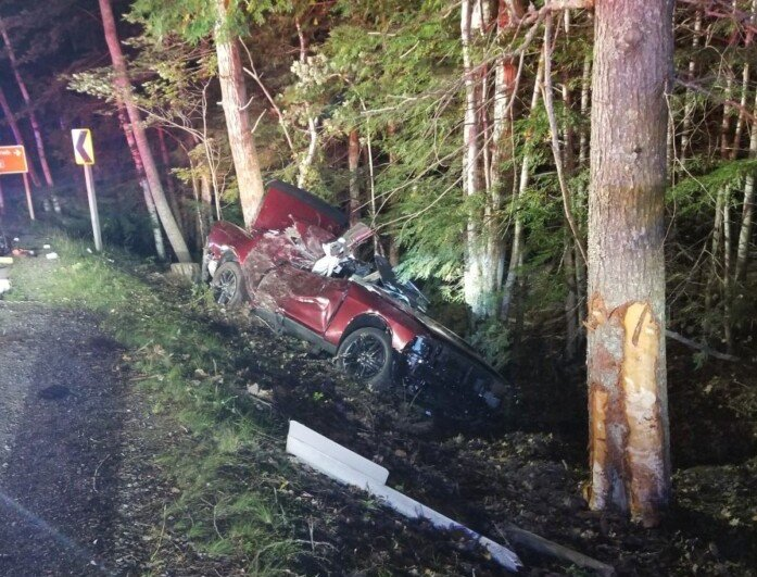 Praneeth Manubolu challenged the blood test that was taken after the car he was driving in Acadia National Park early on Aug. 31, 2019, went off Park Loop Road, killing his three passengers.