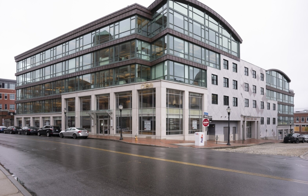 The UMaine School of Law could move into rented space at 300 Fore St. in Portland as soon as January.