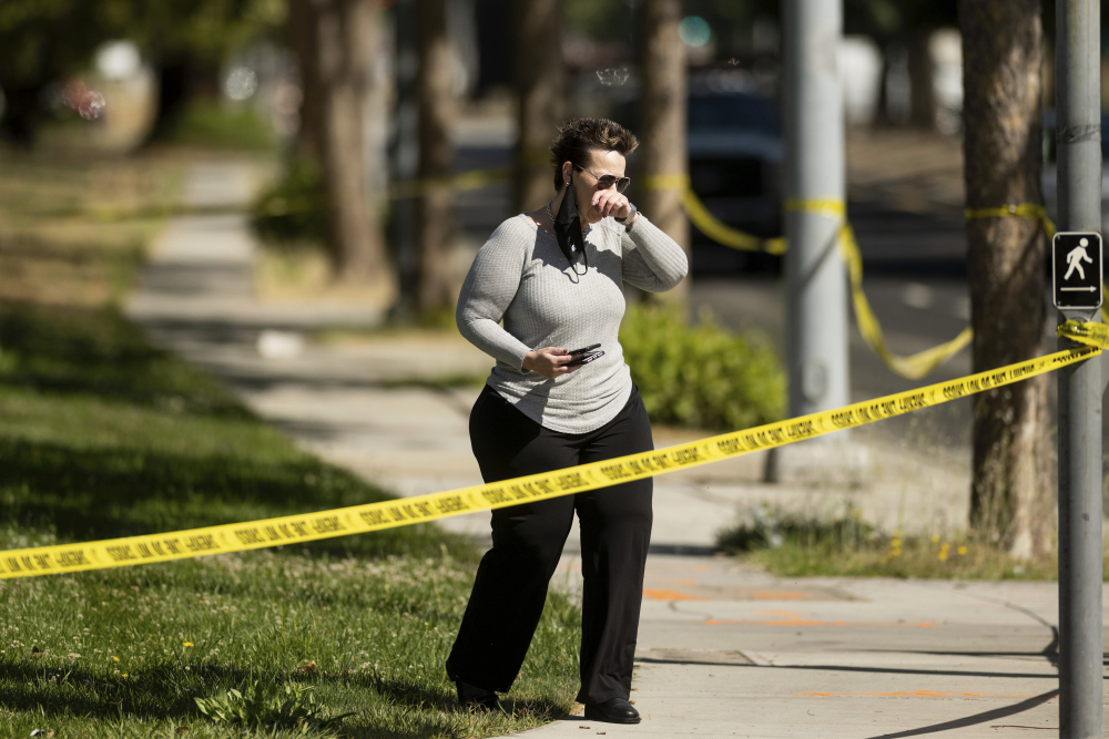 'Lonely and strange': Disturbing details after eight killed in mass shooting
