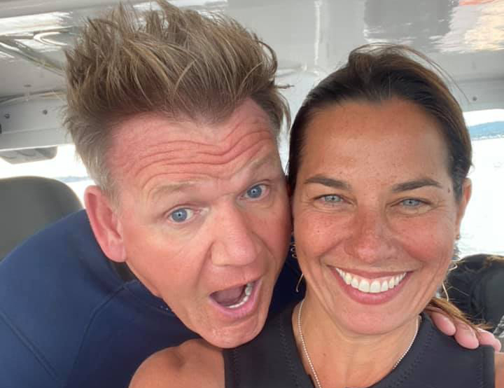 Gordon Ramsay's tour of the midcoast to air in June