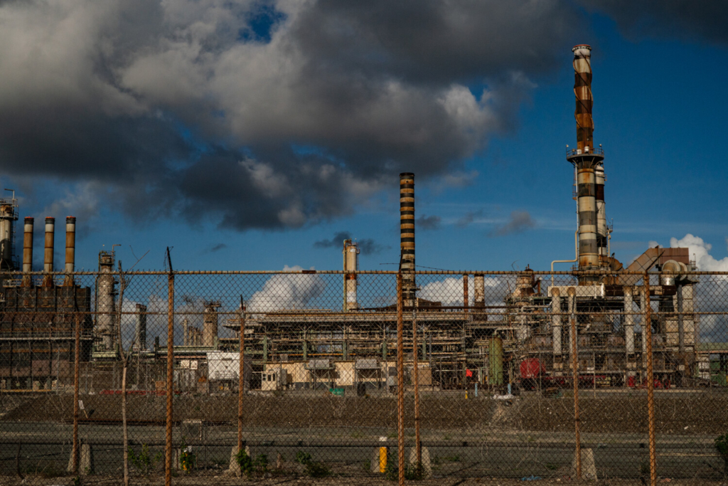 The Limetree Bay Refining in St. Croix, U.S. Virgin Islands, came under intense scrutiny after a plant mishap rained oil over homes more than three miles away, just three days after it resumed operations.