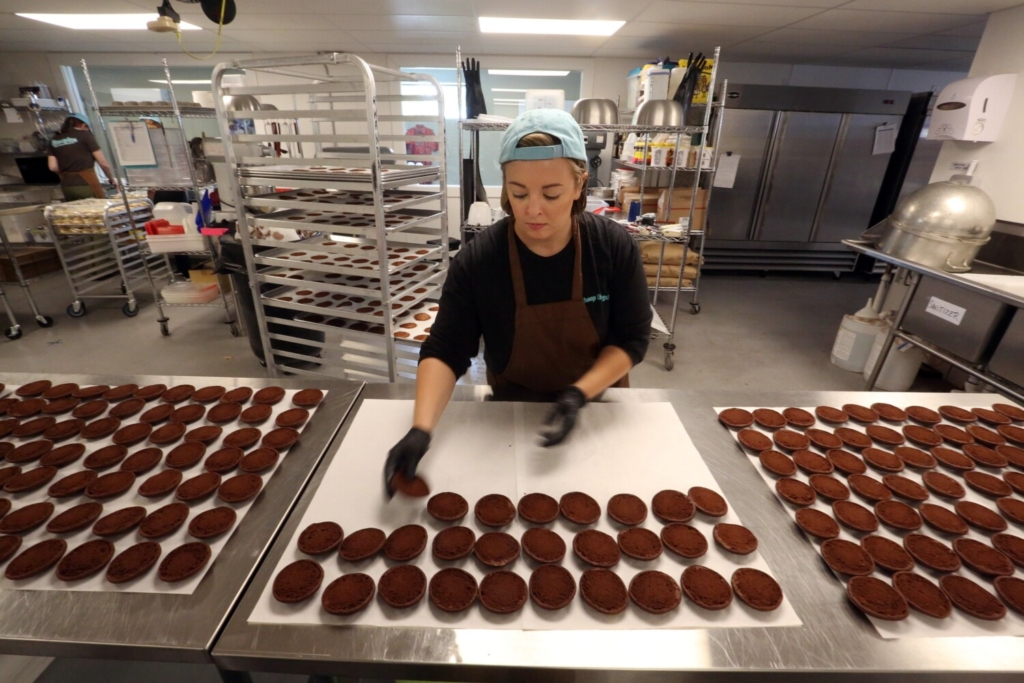 Making whoopie pies is a growing business in South Portland