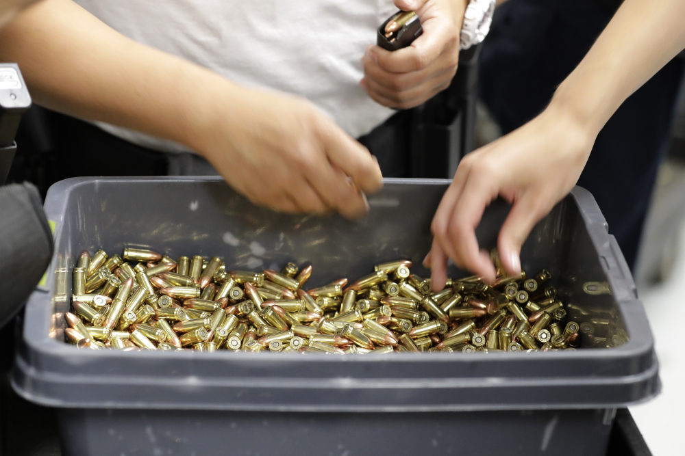 The COVID-19 pandemic coupled with record sales of firearms have created a shortage of ammunition in the United States.