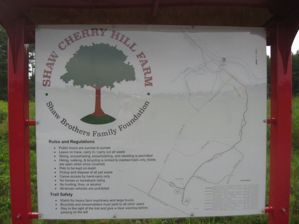Cherry Hill trails sign 1024x768.