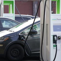 Electric Vehicles-Charging Stations