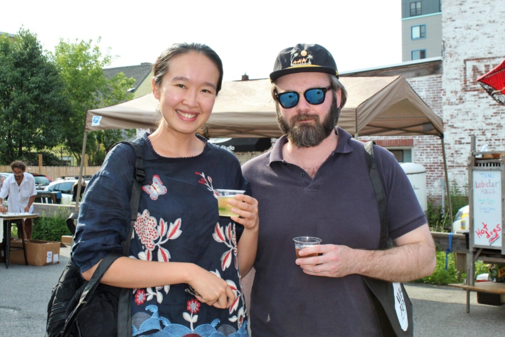 Photo of Society Notebook: Foodies eat up Fork's Summer Sampler