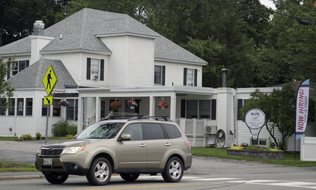 AUGUSTA, ME - AUGUST 11: Capitol City Manor in Augusta on Wednesday August 11, 2021. Andy Molloy/Kennebec Journal