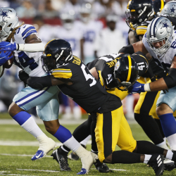 Hall of Fame Game Cowboys Steelers Football