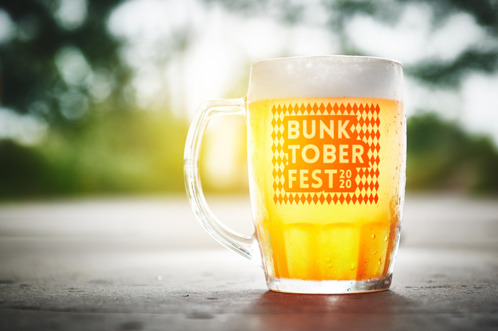 Bunker was an early Maine brewer of the marzen style, with its Bunktoberfest.