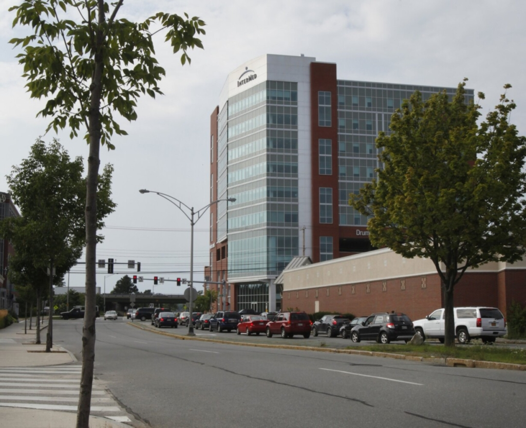 Gregory Rec/Staff Photographer Intermed at 83 Marginal Way in Portland. Photographed on Wednesday, August 1, 2012.