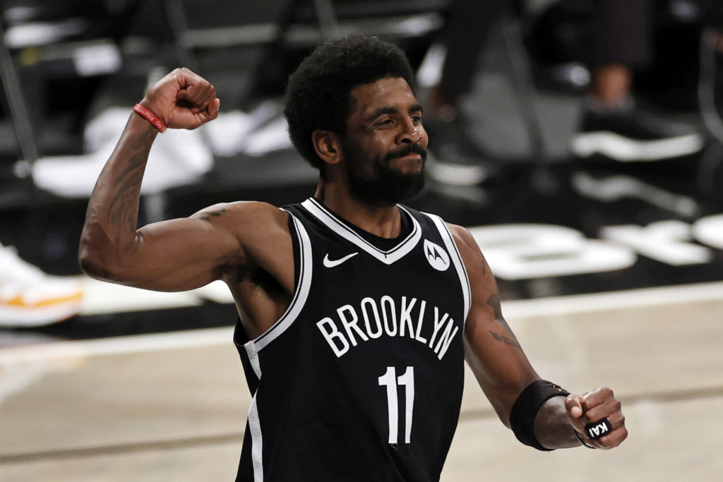NBA notebook: Kyrie Irving asks for privacy when asked about vaccination status - Lewiston Sun Journal