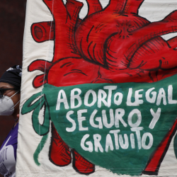Mexico Abortion Protest