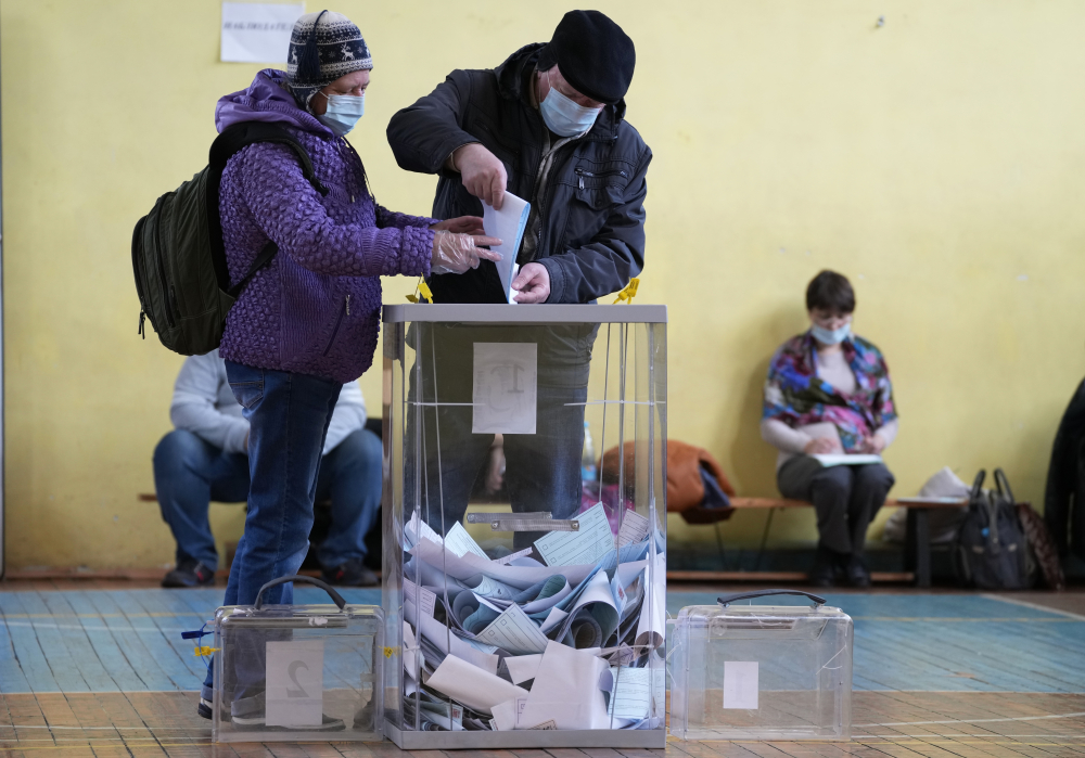 Russia Election