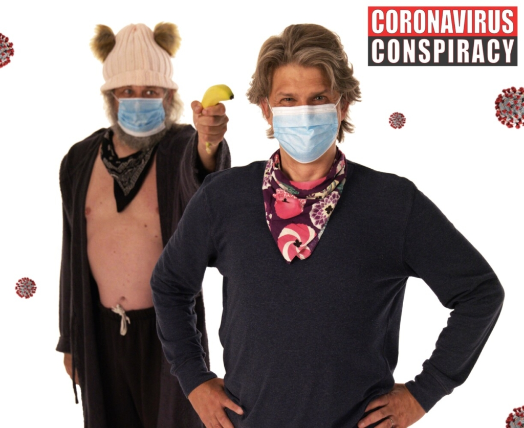 """""""Coronavirus Conspiracy"""" is probably not the type of movie you'd think it is."""