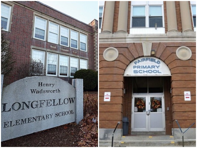 Longfellow Elementary School in Portland is one of 34 schools in Maine with a staff that's 100 percent vaccinated, while just 22.2 percent of the staff at Fairfield Primary School is vaccinated, according to newly released state data.