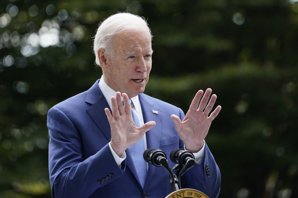 President Biden will not block the handover of documents sought by a House committee investigating the Jan. 6 insurrection at the U.S. Capitol.