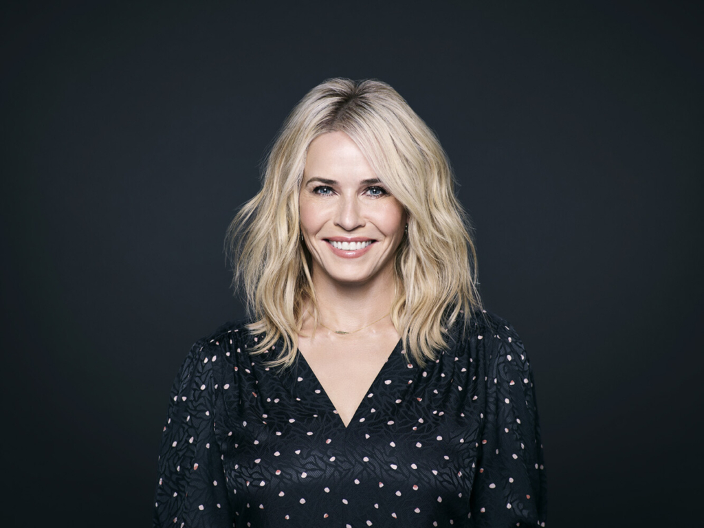 Chelsea Handler will perform at Portland's Merrill Auditorium on Nov. 18. She's one of several touring comedians coming to Maine this fall.