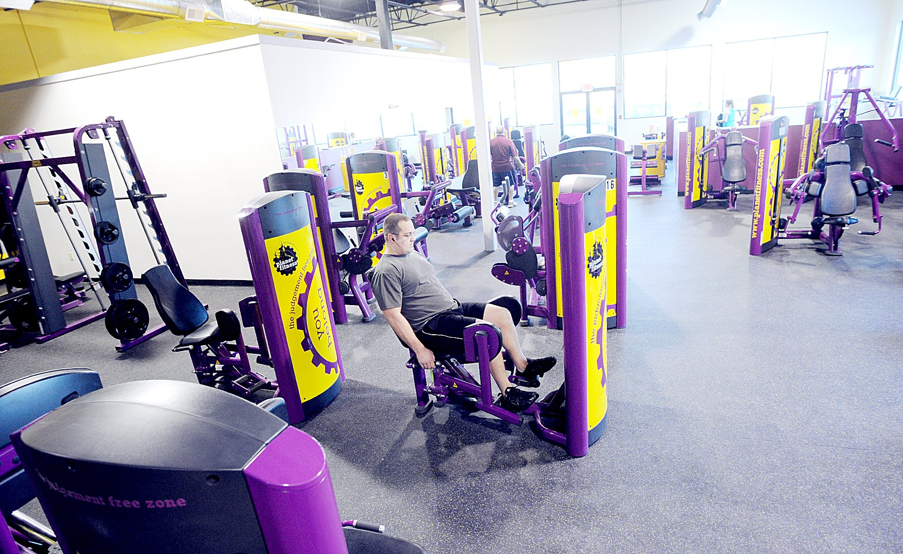 Planet Fitness closes in Lewiston and expands in Auburn