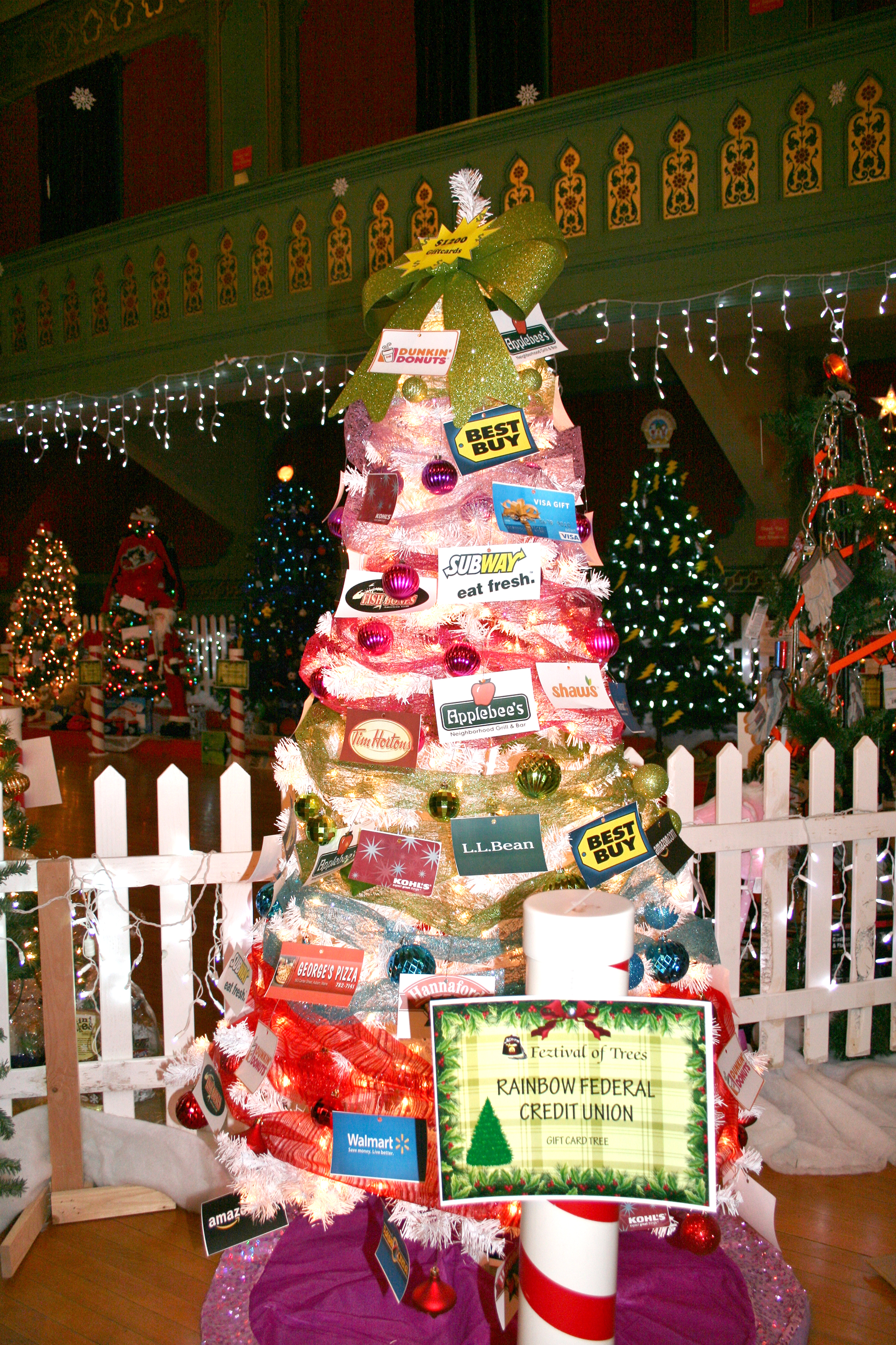Coupons for christmas trees galore