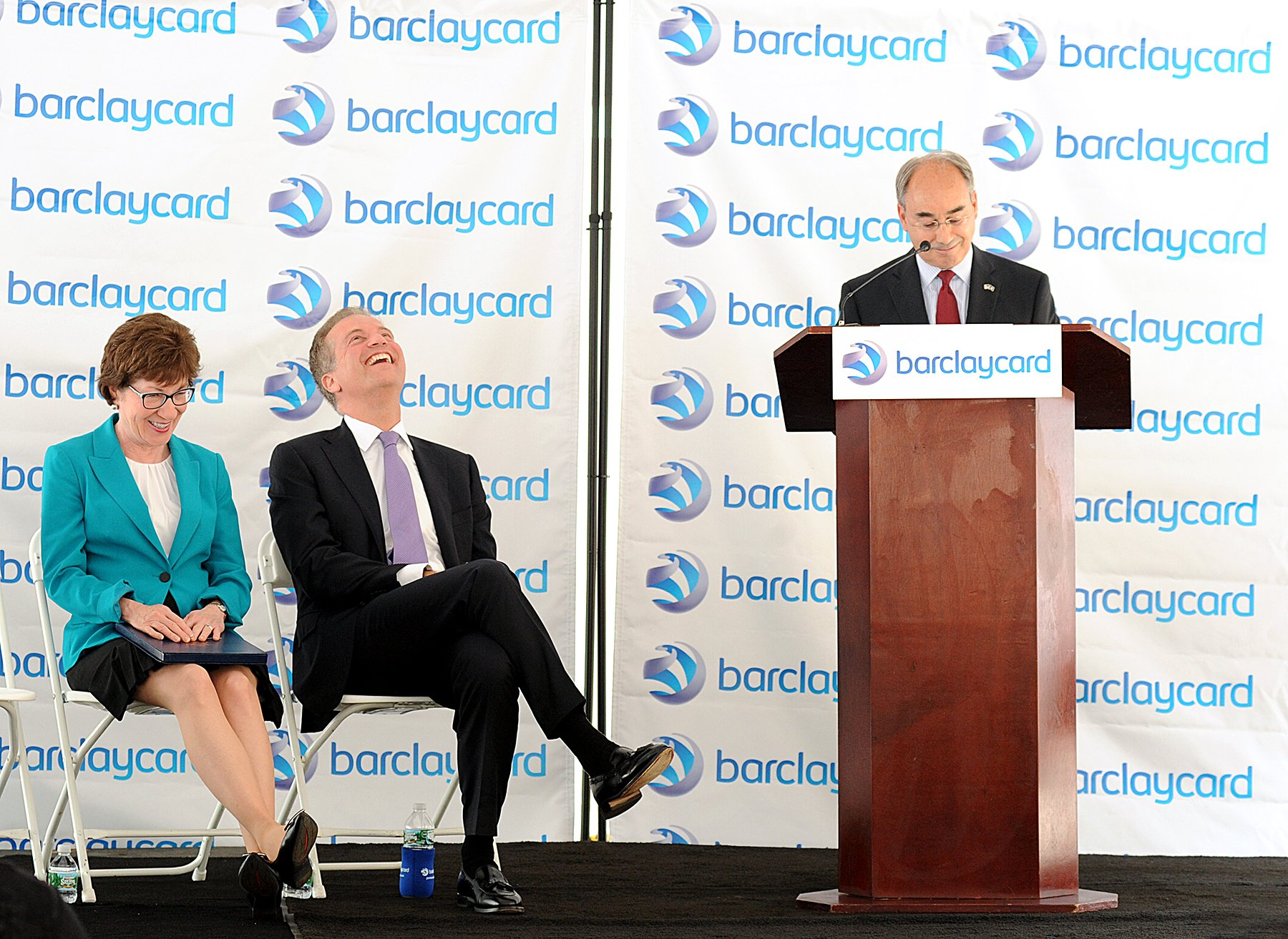 Barclaycard celebrates renovated, expanded Wilton Customer Call ...