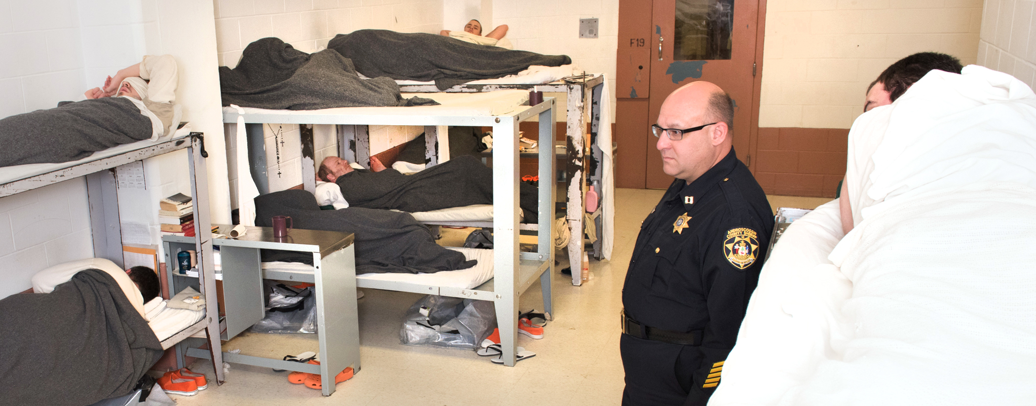 Inmate population at Androscoggin jail to jump | Lewiston