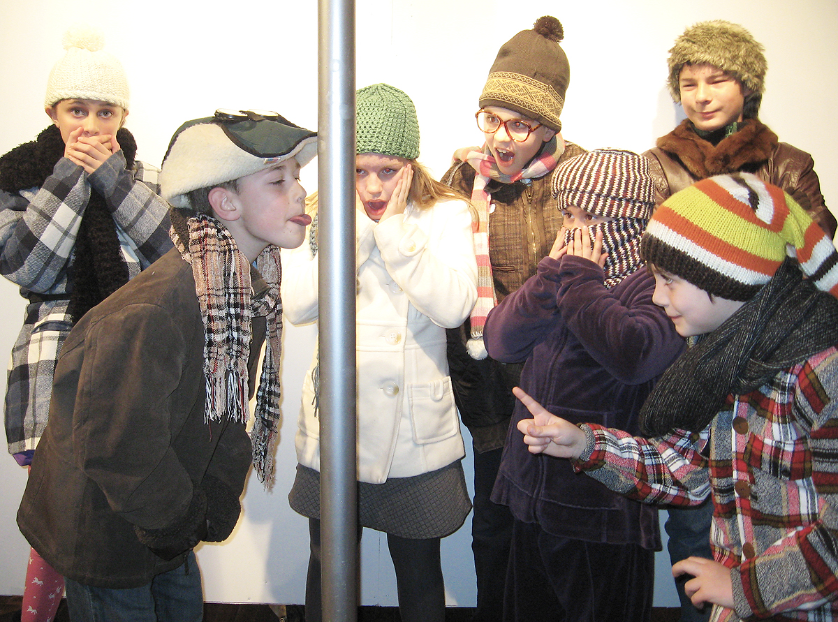 A Christmas Story\' on stage at 49 Franklin - Lewiston Sun Journal