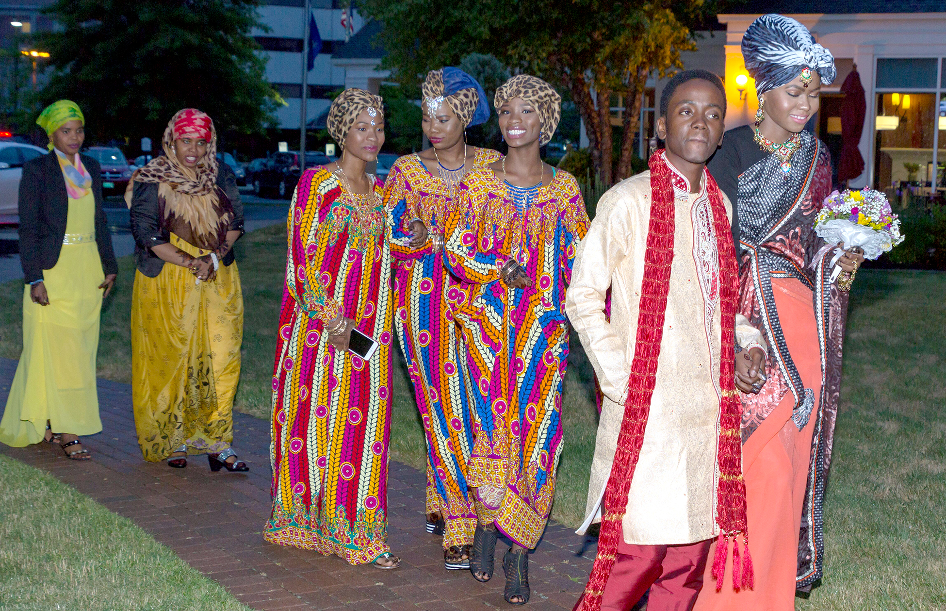 Tying the Knot: Somali wedding adheres to tradition