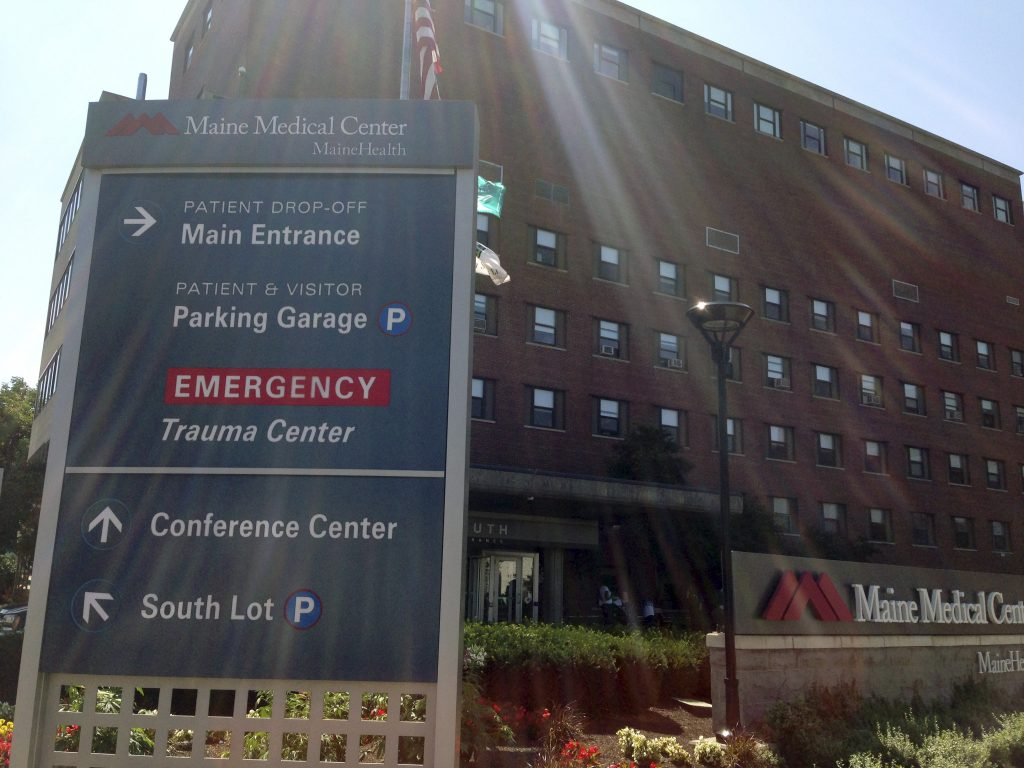 Maine Medical Center turns away non-emergency patients
