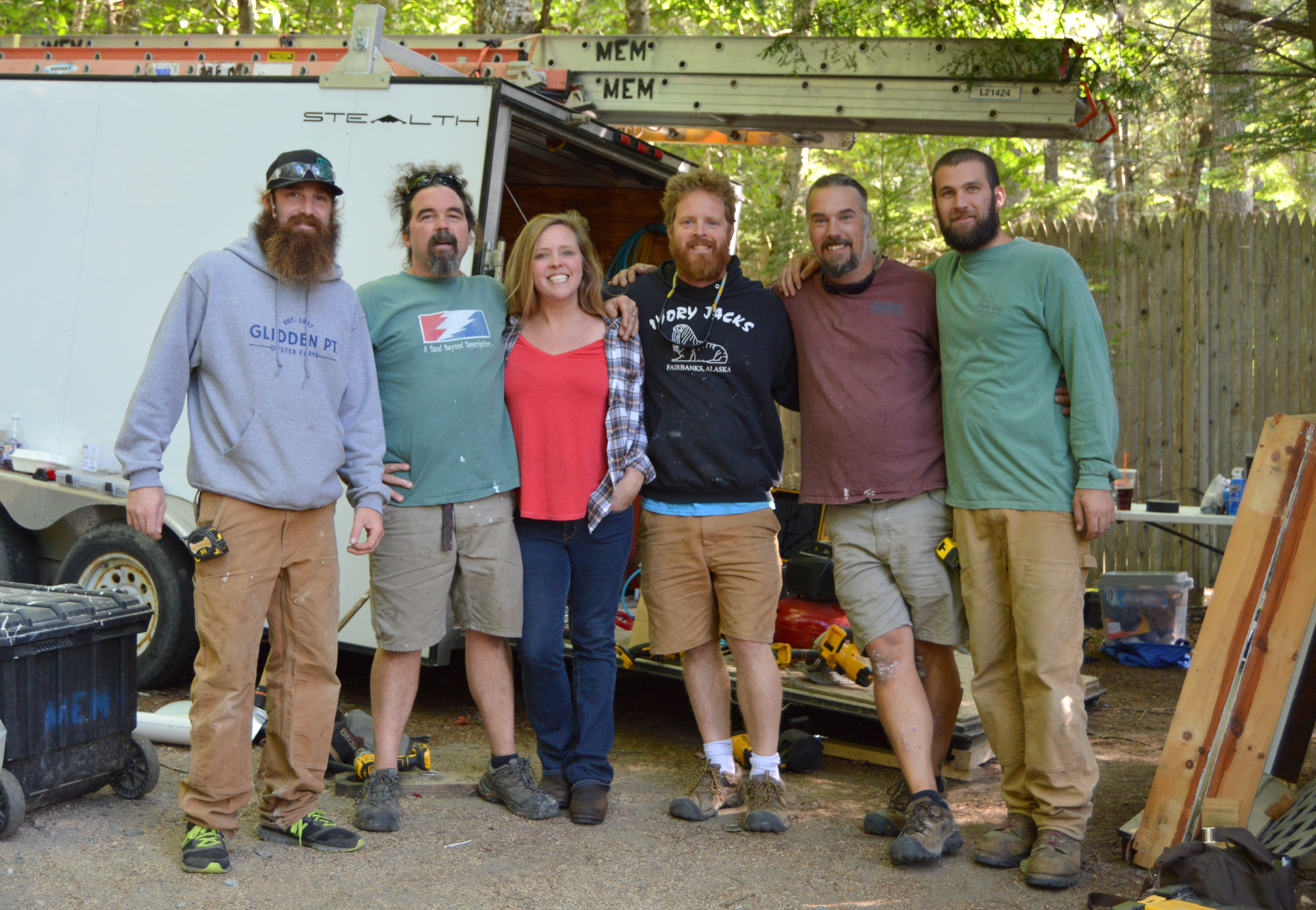 DIY show, Maine Cabin Masters, transforms local camps ...