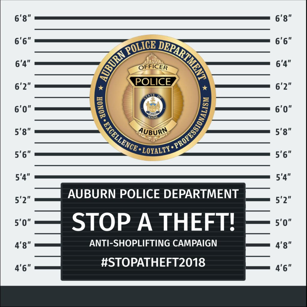 Auburn police boost shoplifting enforcement: 'It's out of