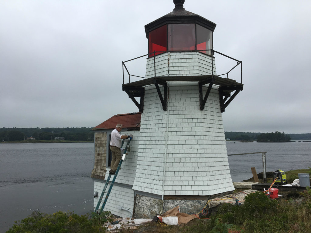 Maine Open Lighthouse Day shines a light on marine history
