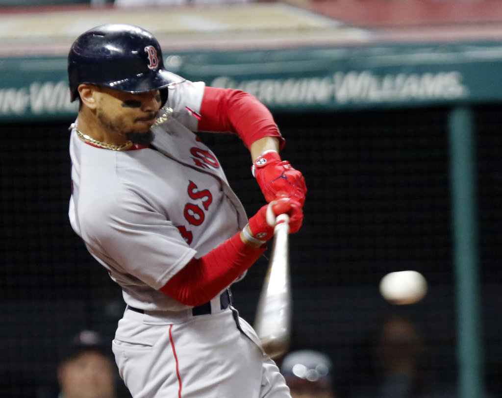 MLB awards  Mookie Betts 164c9f8457a