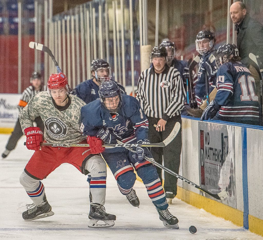 32b8b93c5934 Junior hockey  Nordiques hold off New England s third period charge ...