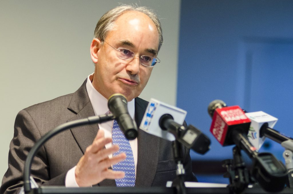 Rep. Poliquin to appeal ruling upholding his loss in ranked-choice election