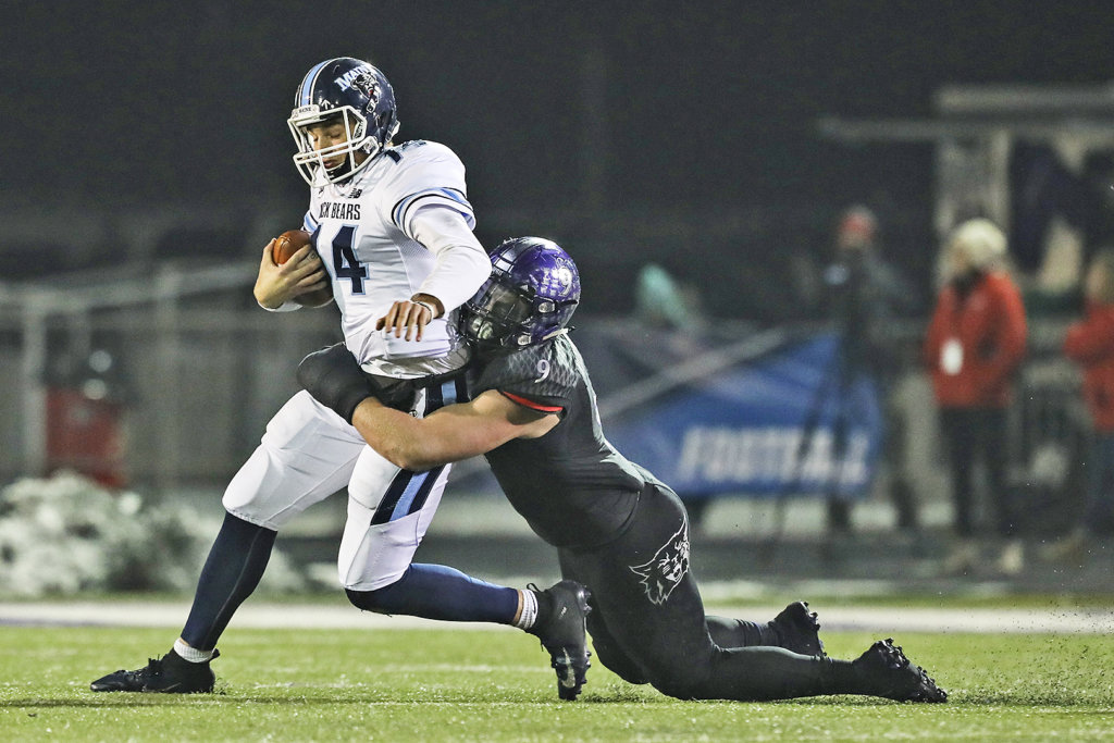 Final Four Bound Umaine Football Holds Off Weber State To Reach Fcs