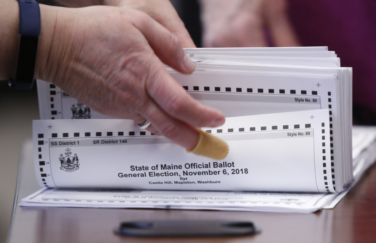 Bill seeks to expand Maine's ranked choice voting system