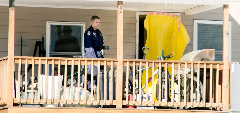 State Police Spend Wednesday Investigating Scene Of Couple S Death