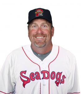 dd4a6852ae30c Sea Dogs hire former Major League catcher Joe Oliver as new manager ...