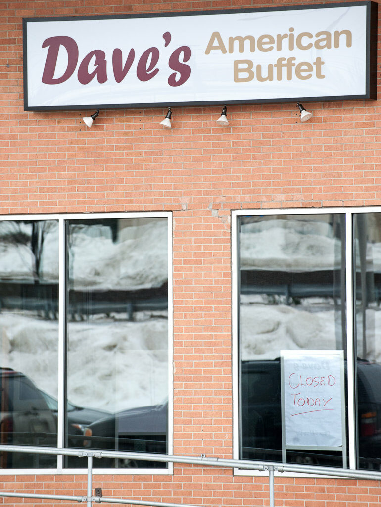 Strange Daves American Buffet Shuts Down Abruptly In Lewiston Download Free Architecture Designs Grimeyleaguecom