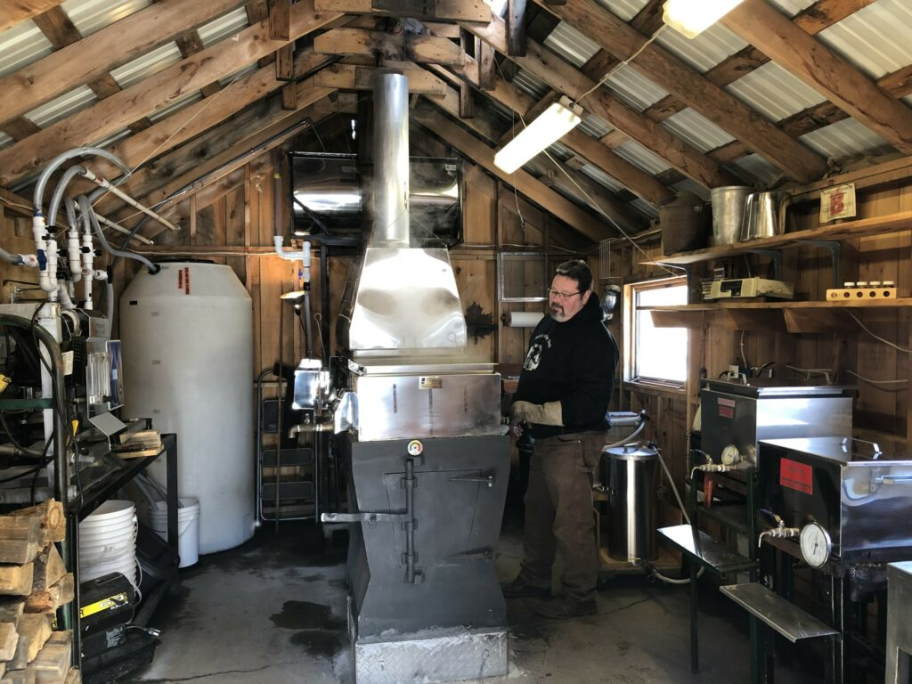 Local sugarhouses 'pull it together' for Maine Maple Sunday