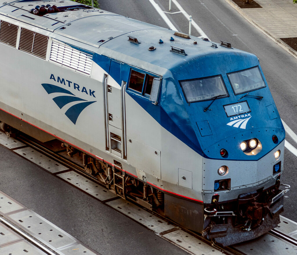 Man is struck and killed by Amtrak train in Falmouth