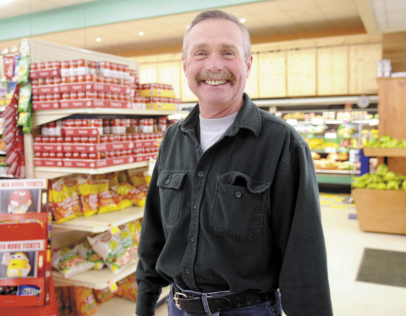 Pete Haskell has purchased Tobey's General Store in South China.