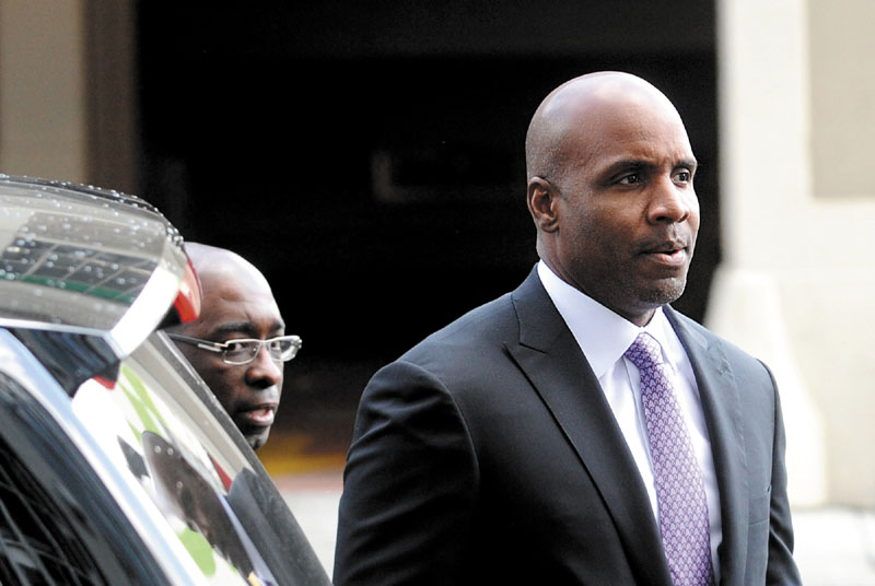 END IS NEAR: After four days of deliberation, the jury in the Barry Bonds case found the slugger guilty of a single charge of obstruction of justice Wednesday. A mistrial was declared on three of the other charges.