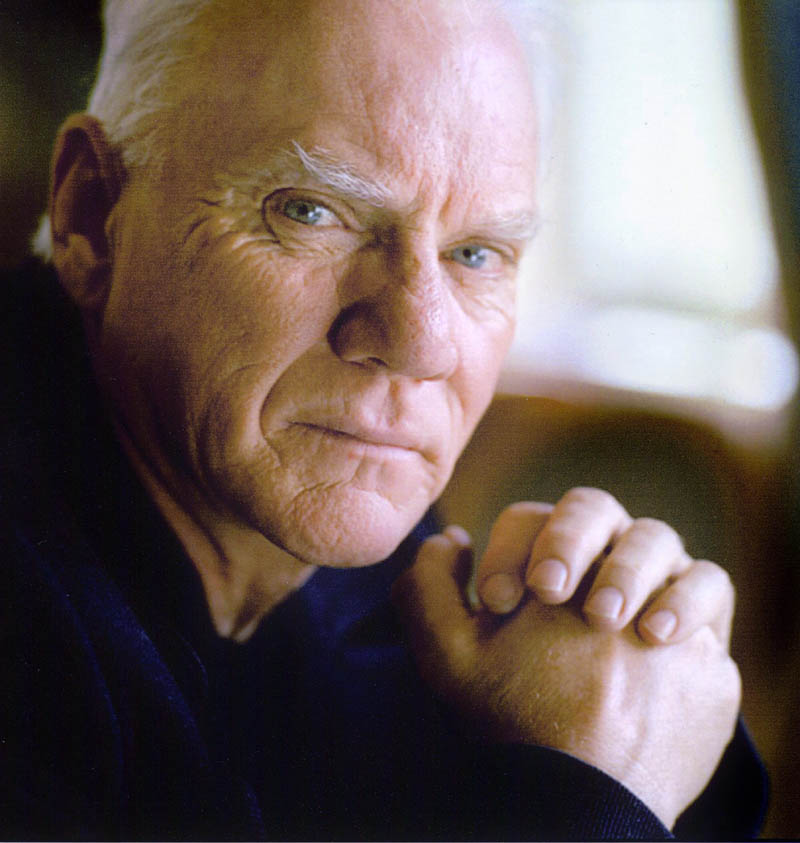 HONOREE: Malcolm McDowell is this year's Mid-Life Achievement Award recipient at the 14th annual Maine International Film Festival in Waterville.
