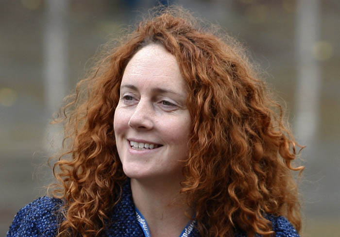 A 2009 photo of Rebekah Brooks, chief executive of News International, which publishes the News of the World tabloid. Brooks has said she had no knowledge of the alleged hacking and that she would not resign.