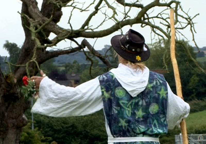 "MAGIC: ""The Druids: Travels in Deep England"" follows modern-day pagans in Somerset, England, and is making its world premiere at the Maine International Film Festival."