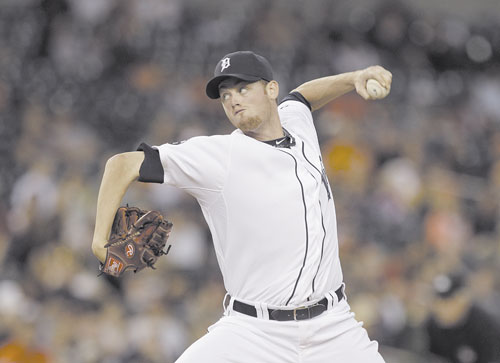 SEATTLE BOUND: The Detroit Tigers traded pitcher Charlie Furbush to the Seattle Mariners on Saturday. Furbush is a South Portland High School graduate.